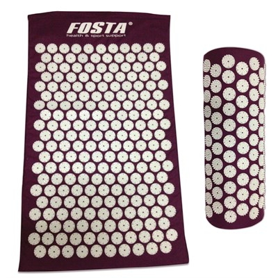 Аппликатор коврик массажный Fosta F10580 - фото 4925