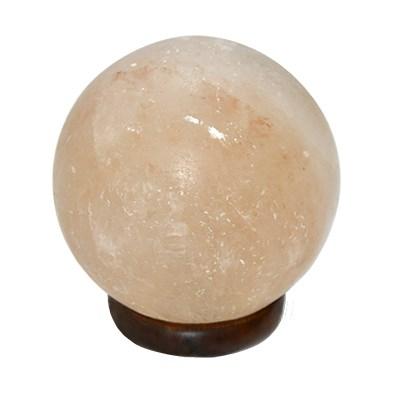 Соляная лампа Barry Globe - фото 5725