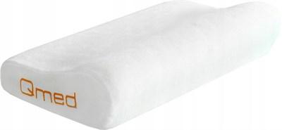 Ортопедическая подушка Qmed Bamboo 11,5/9,5 - фото 5778