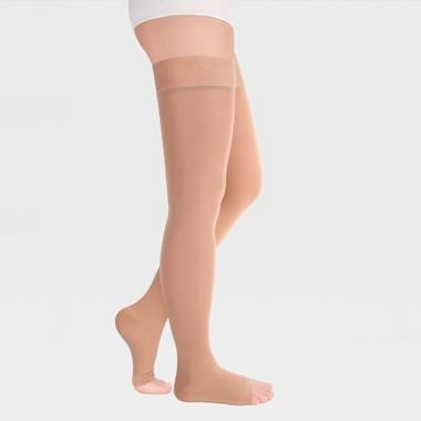 ID-310 Компрессионные чулки с открытым носком 2 класса компрессии IDEALISTA - фото 5834