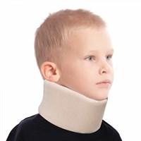 Бандаж для легкой фиксации шейного отдела позвоночника детский Тривес ТВ-002