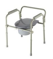 Кресло-туалет регулируемое по высоте